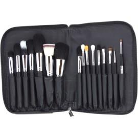 LancrOne Make-Up Studio Professional zestaw 16 sztuk pędzli