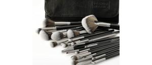SUNSHADE MINERALS Make-Up Studio Professional ZESTAW 23 sztuk