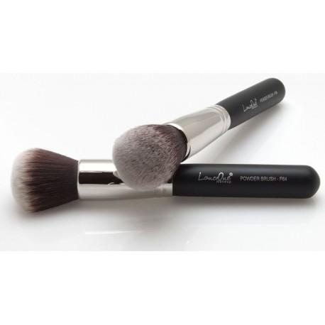 F64 POWDER BRUSH LANCRONE Make-Up Studio Professional