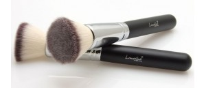 F80 Flat Top Kabuki Brush LANCRONE Make-Up Studio Professional