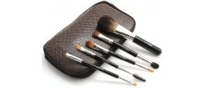 Lancrone pędzle do makijażu - zestaw 9 sztuk